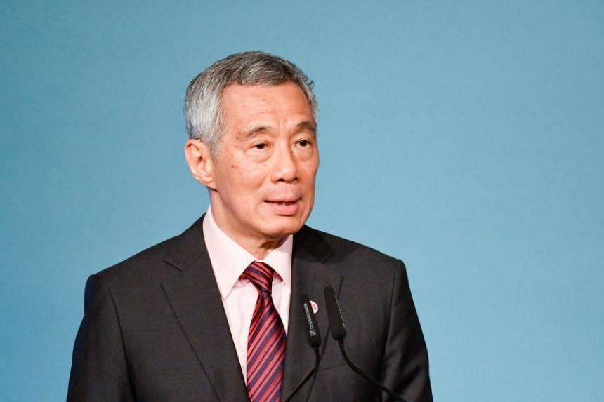 Prime Minister Lee Hsien Loong will be on overseas leave from June 15 to June 22.