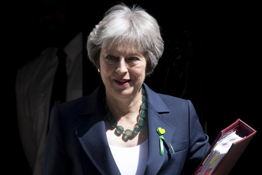 British Prime Minister Theresa May was forced to quell a rebellion on June 12, 2018, after she faced defeat on a vote in parliament over her Brexit blueprint, or EU withdrawal bill, which will sever ties with the European Union.