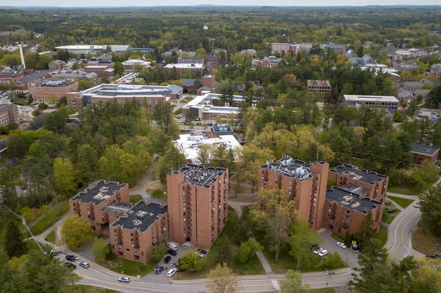 The University of New Hampshire will be the first flagship state school in the US to evaluate Chinese applicants using the results from the Chinese exam known as the gaokao.