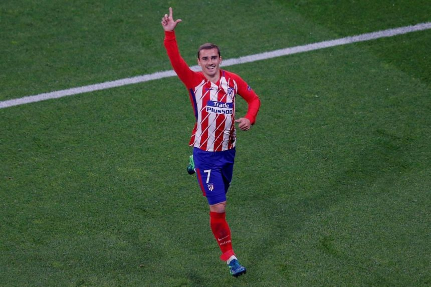 France forward Antoine Griezmann had been the subject of intense transfer speculation since signing a new contract with Atletico Madrid in May 2017.
