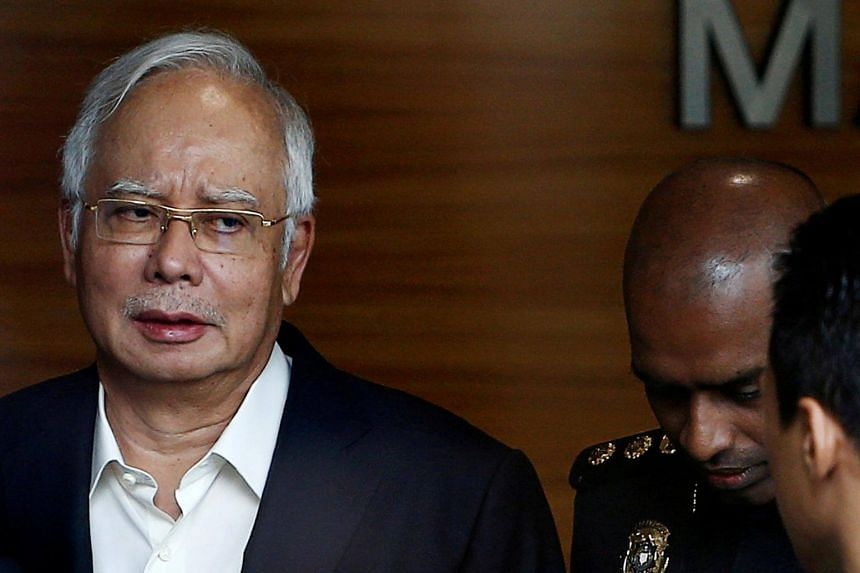Malaysia's former prime minister Najib Razak may be charged with dishonest misappropriation of property under the Malaysian Penal Code, according to a source close to the investigation.