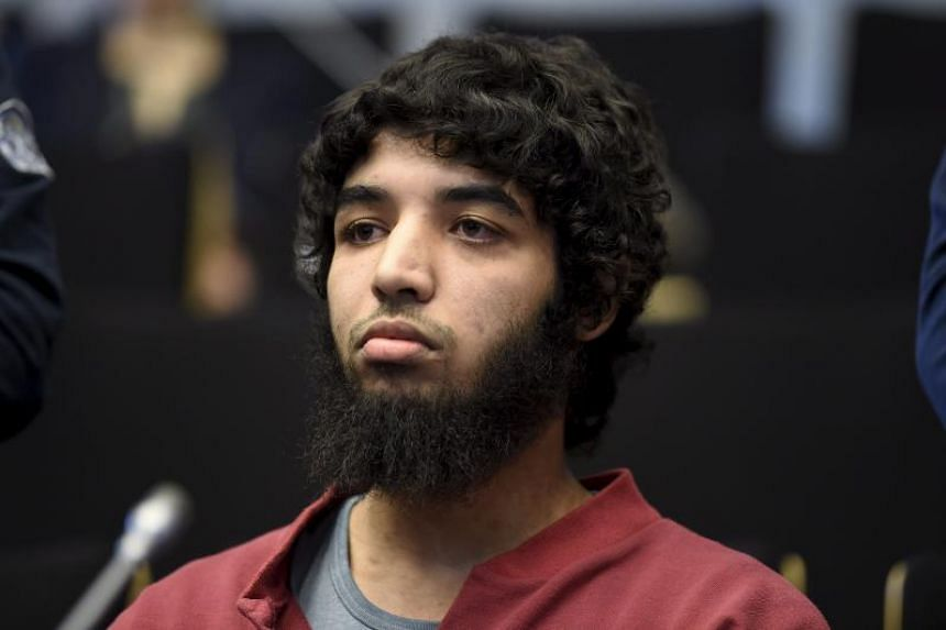 "Abderrahman Bouanane was found guilty of two murders and eight attempted murders ""with terrorist intent"" in the southern Finnish city of Turku on the afternoon of Aug 18, 2017."