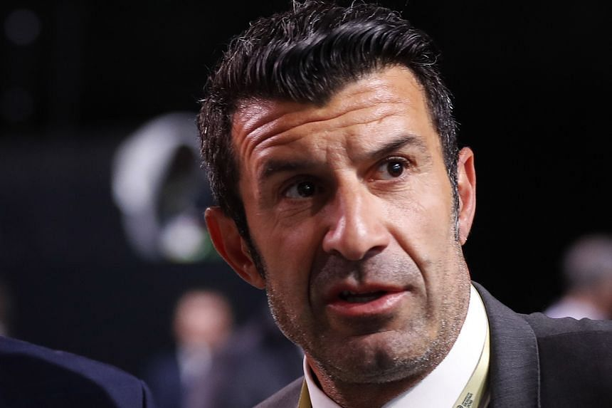 Supporting Stryking as a football adviser will be Luis Figo's main task.