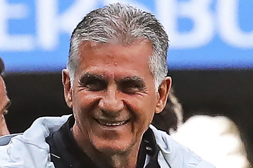 Iran coach Carlos Queiroz has issued a rallying cry to his players, who faced a football boot sanction by footwear provider Nike.