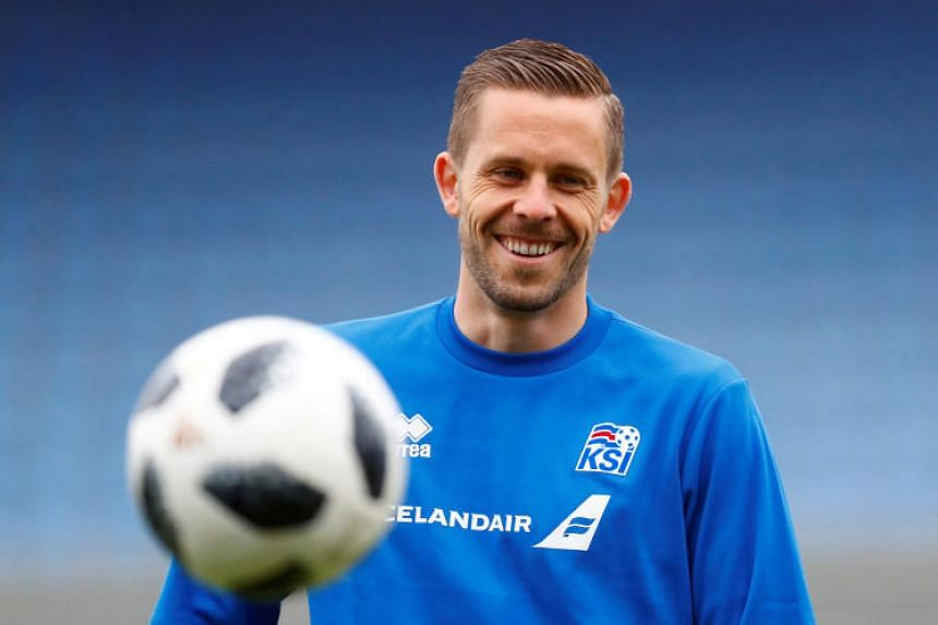 Iceland s attacking midfielder Gylfi Sigurdsson says of their highly  fancied opening opponents Argentina