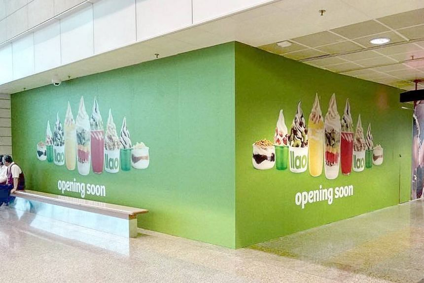 "Llaollao said that its new outlet at Changi Airport Terminal 2 will be operated by local company Manna, which has an ""extensive experience in the food and beverage sector""."