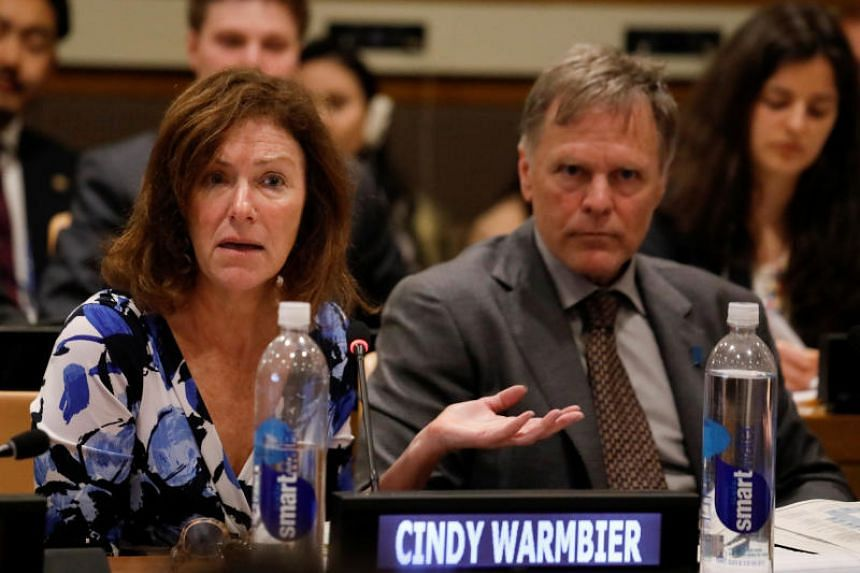 """Fred and Cindy Warmbier said in a statement: """"We are proud of Otto and miss him. Hopefully something positive can come from this."""""""