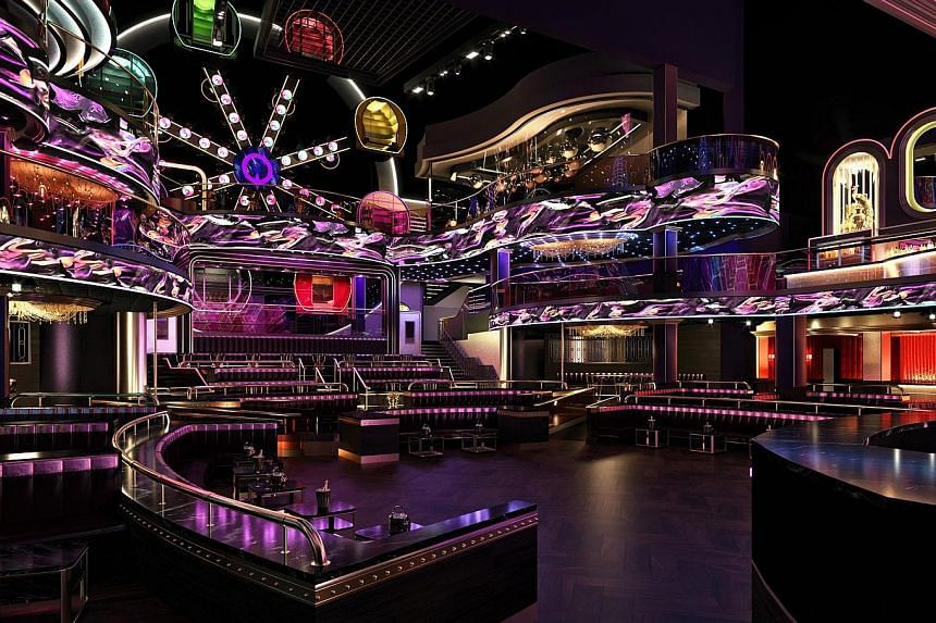 Marquee Singapore will be the only outlet to include a Ferris wheel on its premises.
