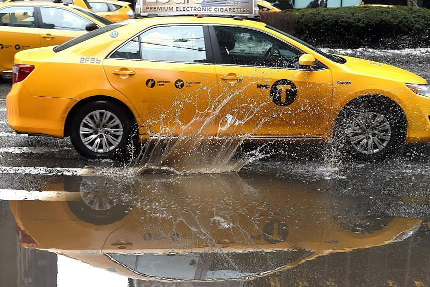 """New York city officials have decided to allow taxi drivers to continue driving traditional yellow cabs rather than forcing them to switch to the supposed """"Taxi of Tomorrow""""."""