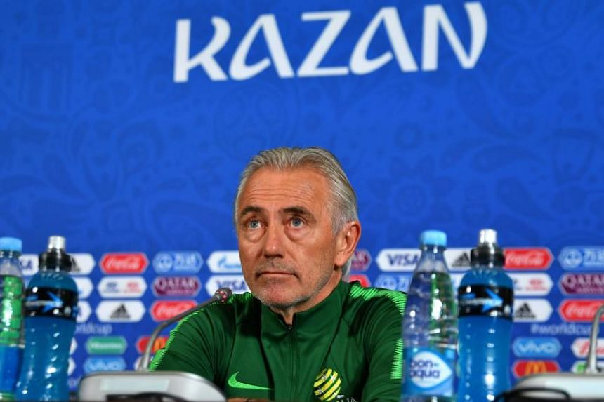 Bert van Marwijk has been influential in a short space of time since taking over the Australian side in January 2018.
