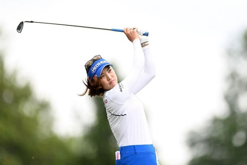 Ryu So Yeon is hoping that a good performance in Grand Rapids will earn her a spot on South Korea's four-person team for the upcoming UL International Crown tournament.