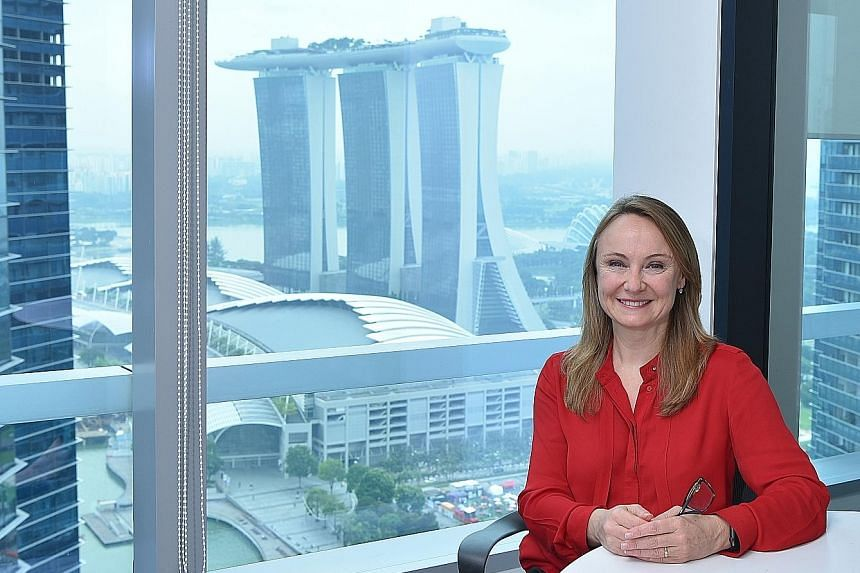 Ms Virginie Maisonneuve sees helping investors to allocate their capital in a way that has a positive or sustainable impact as an important, longer-term focus. She says many innovations and strong opportunities to invest are linked to solving climate