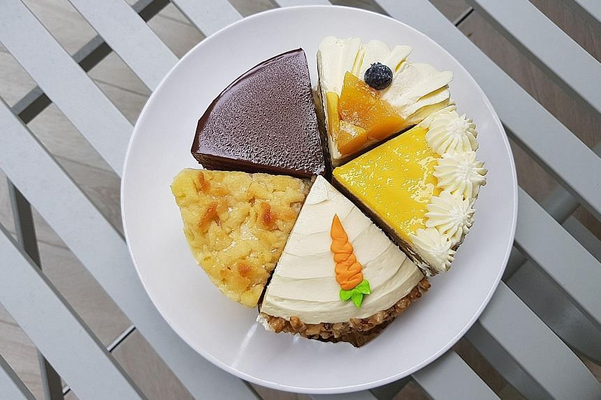 Cheap Good Let Them Eat Cake From Bakery Bee S Cake Food News