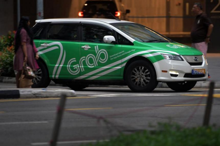 Besides Grab, there are nine companies operating private-hire car service, or have announced plans to do so in Singapore.