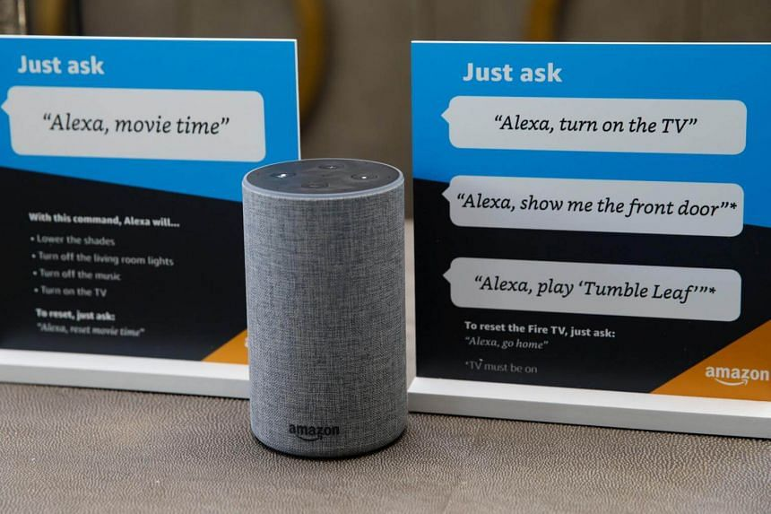 Devices such as Amazon's Alexa-powered speakers are offering new choices to consumers who are looking for more convenient ways to order goods and services.