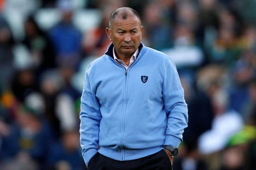 England coach Eddie Jones was initially lauded when he took the job after England were knocked out of the 2015 World Cup in the pool phase and led them to 18 successive wins.