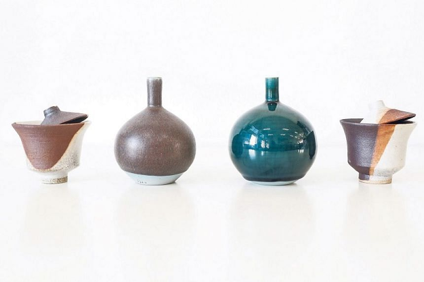 Learn to make your own cups and small vessels.