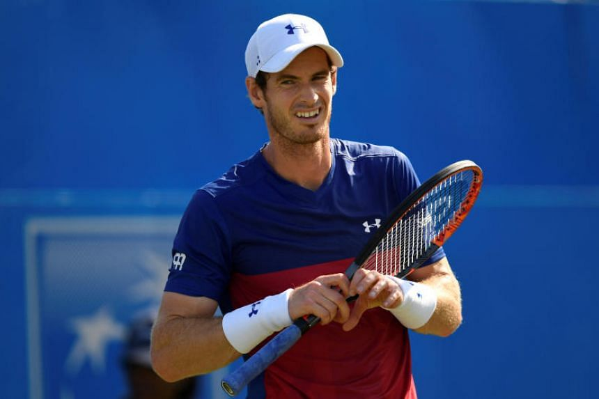 Former world No. 1 Andy Murray has made a tentative commitment to participate at Queen's Club, after being out of competition since last July.