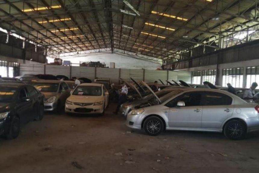 Within a month of deregistering a vehicle, owners are required to submit proof to the LTA that it has been properly disposed of at authorised scrapyards or export processing zones, or that it has been exported overseas.