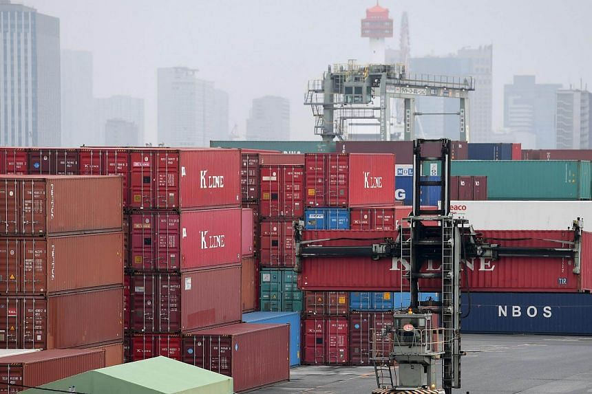 The rise in Japan's exports was more than the 7.5 per cent increase expected by economists in a Reuters poll.