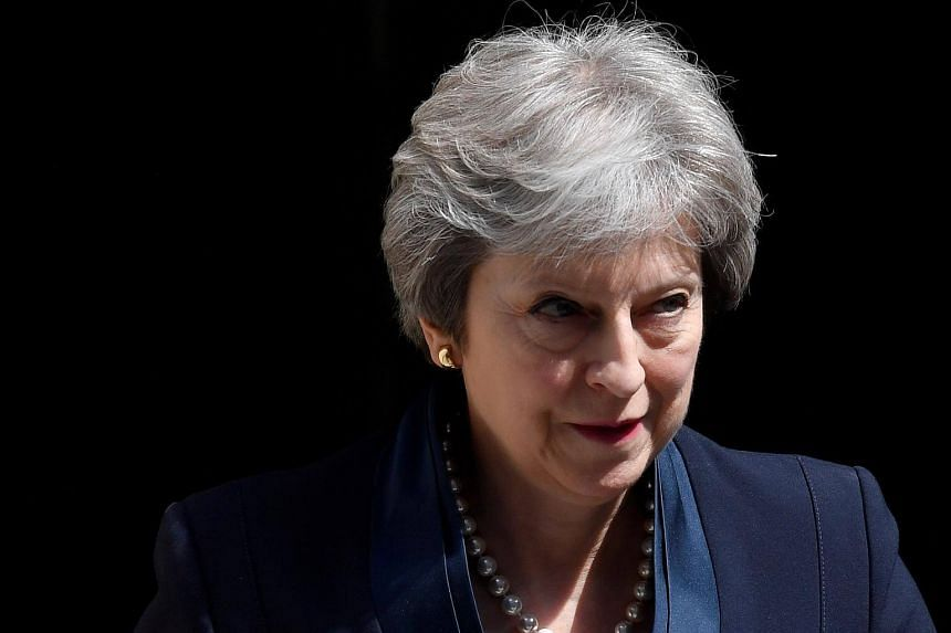 Prime Minister Theresa May is on a tightrope as her Conservative minority government relies on the backing of the 10 MPs from Northern Ireland's Democratic Unionist Party for a slim majority in the Commons chamber.