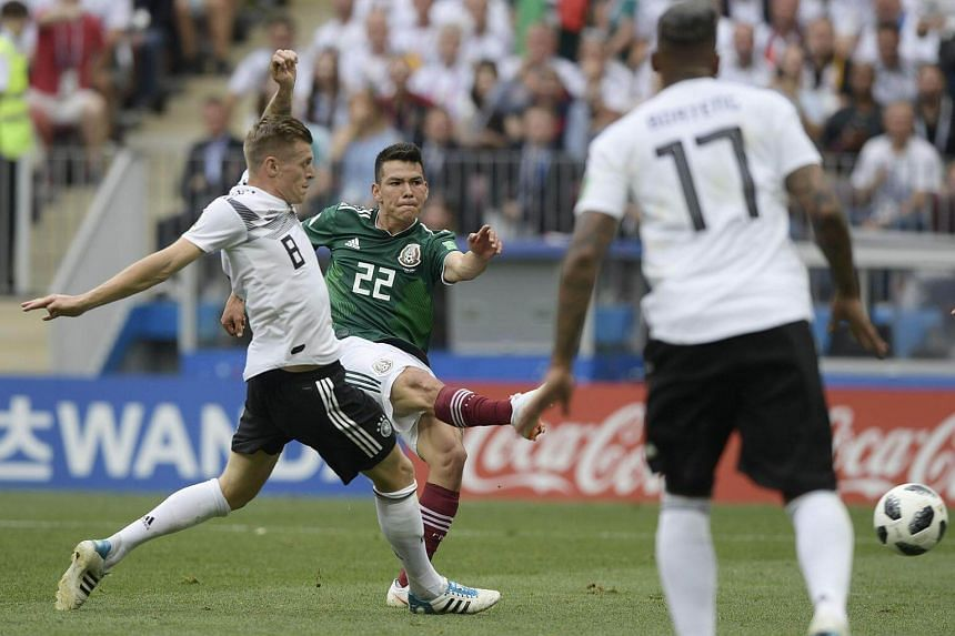 Germany, Brazil stumble in World Cup openers: Results and