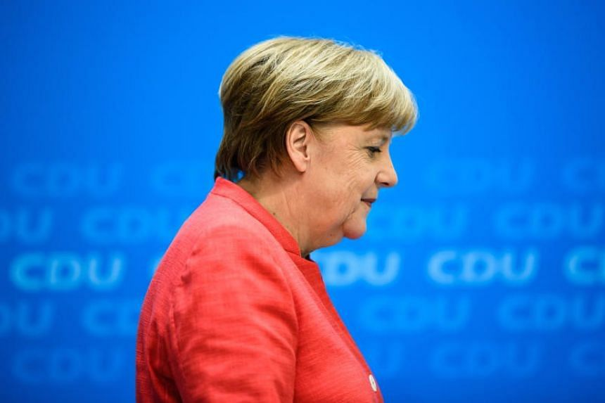 German Chancellor Angela Merkel said when it comes to asylum policy in the EU, it was important to see what other countries wanted rather than just making demands.