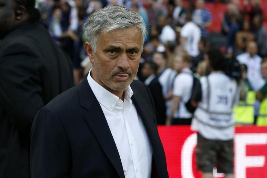 Jose Mourinho expressed his delight at the results but played down the prospect of premature exits for either side.