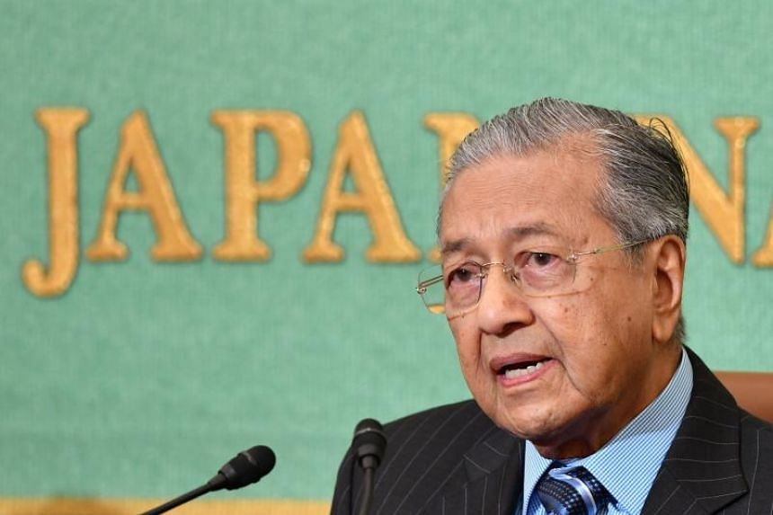 Malaysian Prime Minister Mahathir Mohamad has continued to have high regard for the Japanese and history seems to be repeating itself.