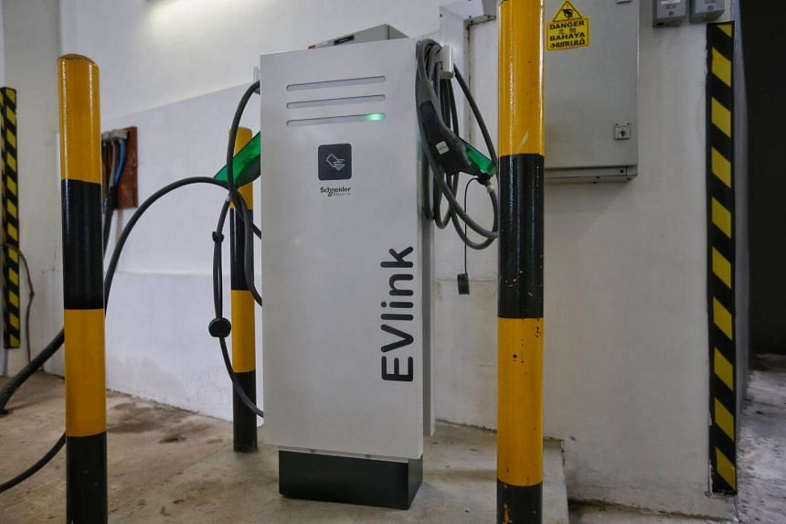 More than 100 of the EV charging points will be of the direct current type, with a 50 kilowatt power rating that can fully charge an EV in as little as 30 minutes.