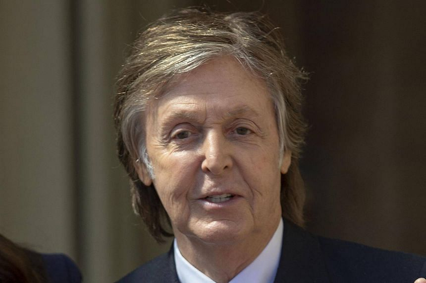 Paul McCartney, who toyed with retirement following the end of The Beatles more than 40 years ago, has shown a burst of energy as a septuagenarian and toured the world for much of 2016 and 2017.