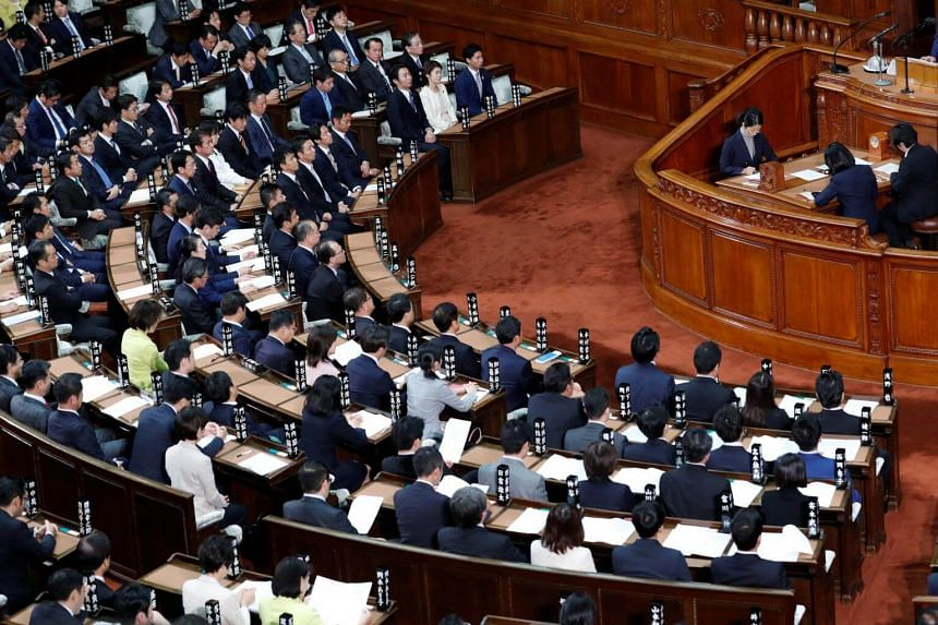 Japan's Lower House of Parliament is scheduled to vote on a Bill that could create the world's second-biggest casino market.