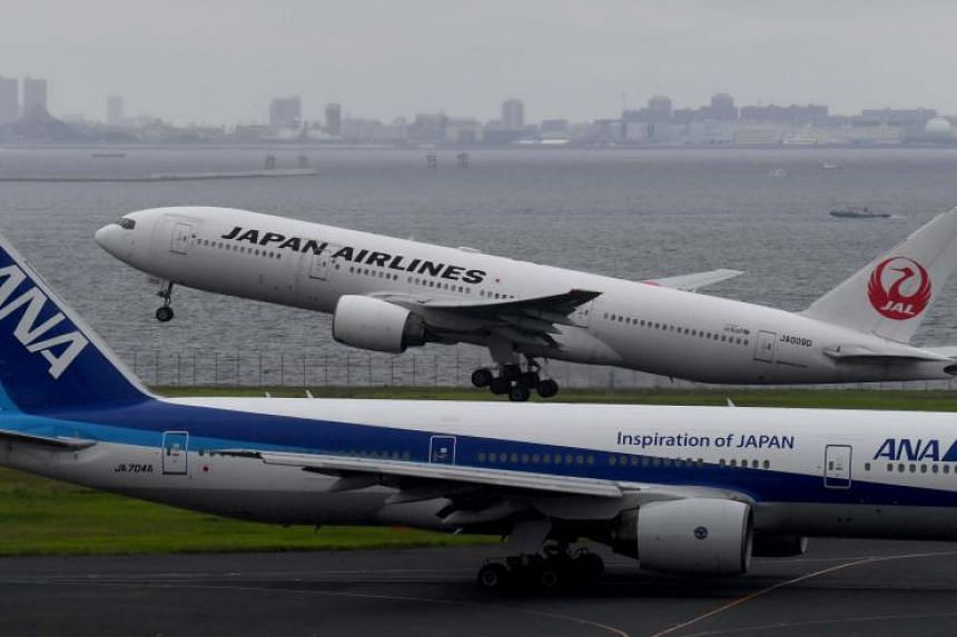 Japan Airlines and All Nippon Airways made the change on June 12, 2018.