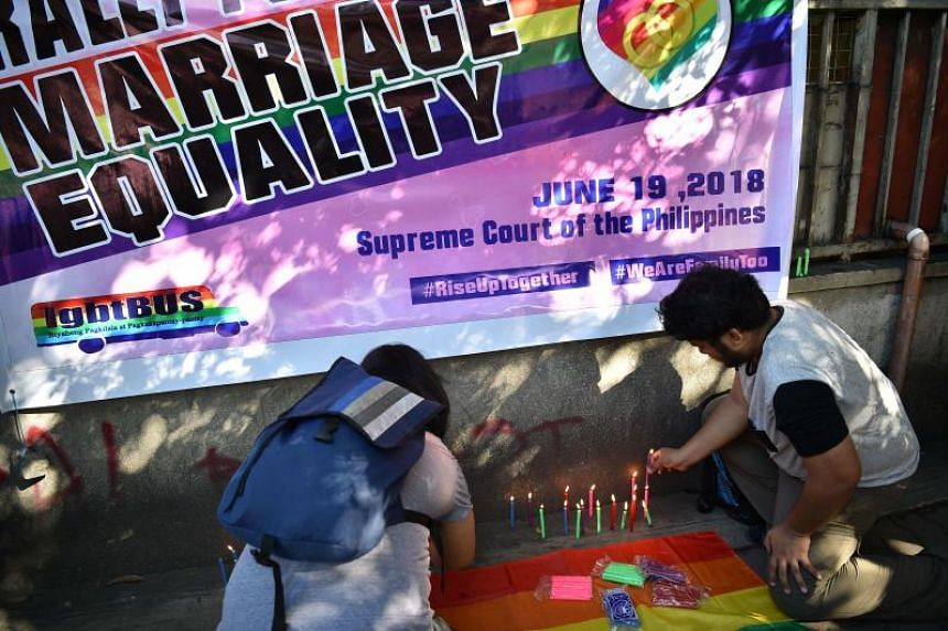 It took three years for the Philippines' Supreme Court to schedule a hearing and the case will likely move at a glacial pace.