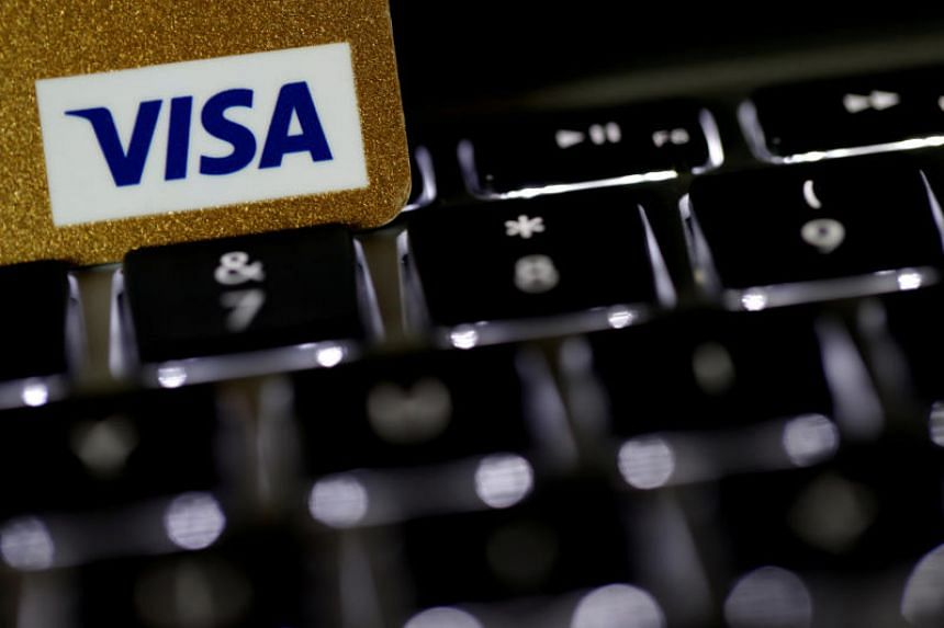 """Visa said the """"rare"""" disruption prevented many cardholders from making payments in Europe for 10 hours on June 1, 2018."""
