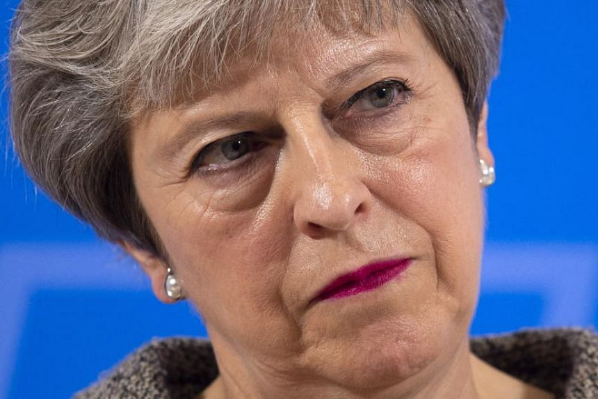 British Prime Minister Theresa May has struggled to get backing for her plans to cut ties with the European Union.