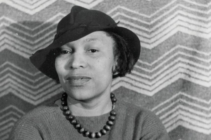 Author Zora Neale Hurston, who wrote the book Barracoon.