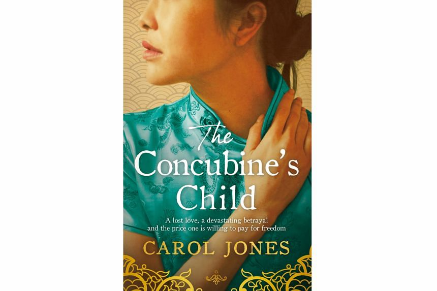 The Concubine's Child, by Carol Jones, is told from the perspective of 16-year-old Yu Lan, who is sold as a concubine to a wealthy, ageing businessman in 1930s Kuala Lumpur.