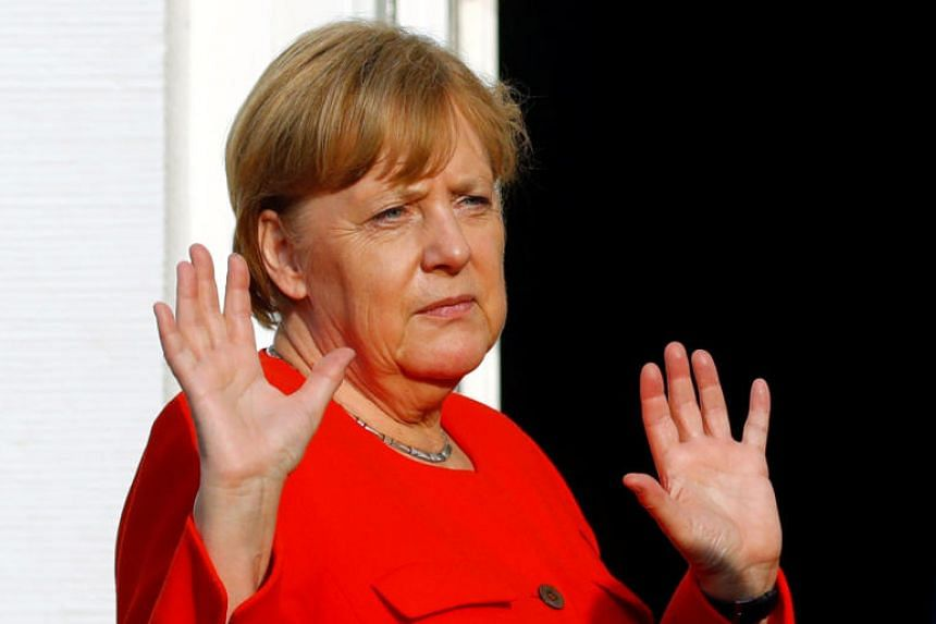 A survey of 5,038 people found that 74.7 per cent of Germans were sceptical that Chancellor Angela Merkel can secure a solution to the immigration dispute between her Bavarian allies.