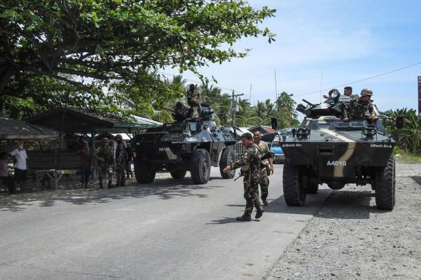 The Philippines has received donated military hardware from Australia, China, Japan, Russia and the United States, mostly to assist in disaster response and fighting militants and pirates.