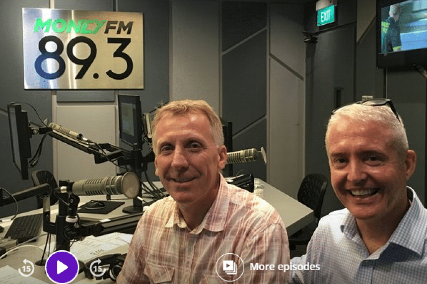Idem Hospitality's co-founders  Matthew Howden and Steven Hopkinson join Money FM 89.3's Howie Lim in Mind Your Business.
