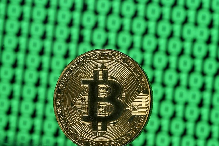 Bitcoin dropped as much as 2 per cent and was trading at US$6,572 as of 9:29am in Hong Kong, on June 20, 2018.