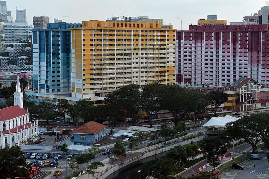The demolition of Rochor Centre is expected to end by April 2019, said the Land Transport Authority.