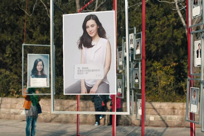 P&G's SK-II brand of skincare took on the pressure to marry faced by Chinese women and the stigma of staying single in its marketing campaign.