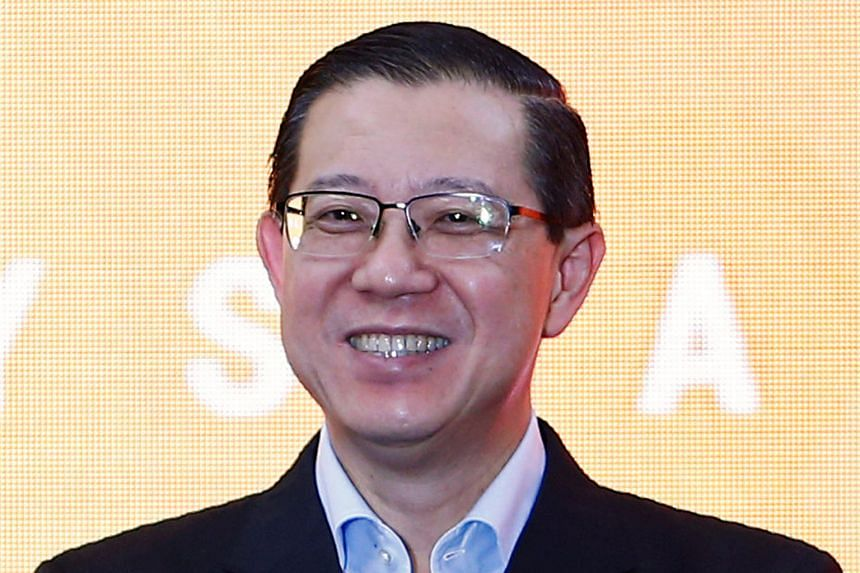 """Mr Lim Guan Eng told a group of entrepreneurs at a Global Accelerator Programme to beat Singaporeans """"at their own game""""."""