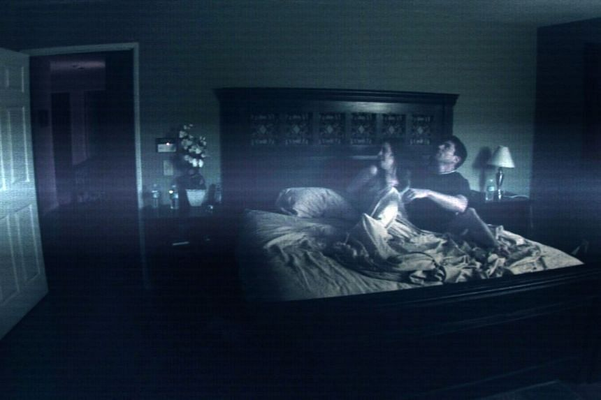 Producer Jason Blum's 2007 thriller Paranormal Activity (above), which cost US$15,000 to make, earned US$193 million in the global box office.