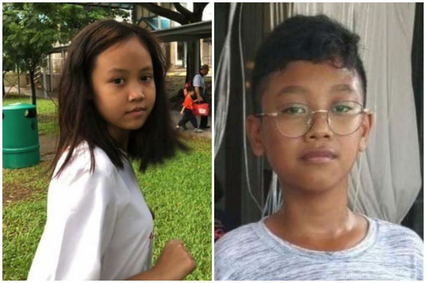 Rachael Tan Sher Min (left), 13, and 12-year-old Anaqi Binish have both been found.