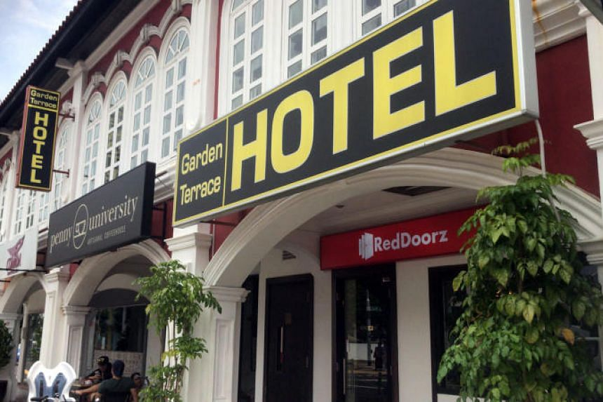 A RedDoorz budget hotel in East Coast Road. RedDoorz has invested more than US$5 million (S$6.8 million) for its expansion into the Philippines.