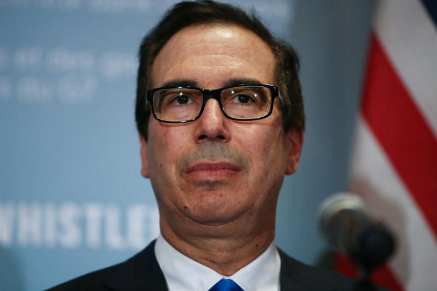 US Treasury Secretary Steven Mnuchin is maintaining a deliberate silence to show his dissatisfaction, said two people familiar with his thinking.