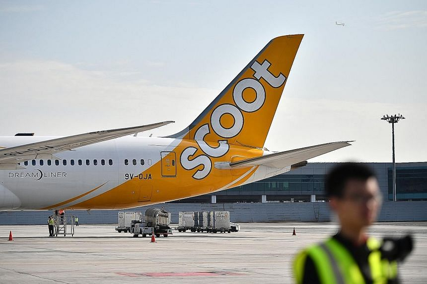 Scoot's flight to Berlin marks its third long-haul destination after Athens and Honolulu, which were launched last year.